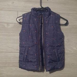 Youth Tommy vest
